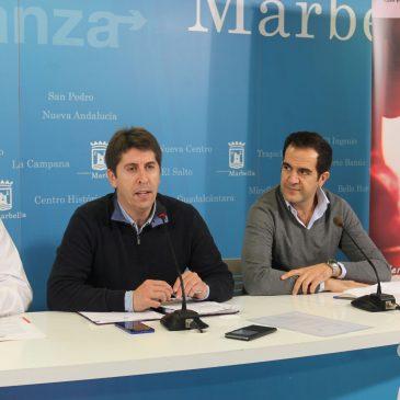 La I Carrera Popular Solidaria Centro Plaza se celebrará el próximo 13 de diciembre a beneficio de Cruz Roja