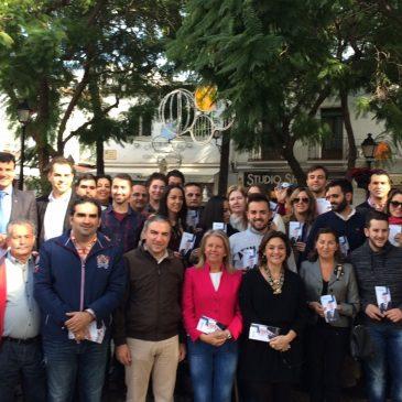 Bendodo alerta de las consecuencias de un pacto radical de izquierdas liderado por Podemos tras el 20D