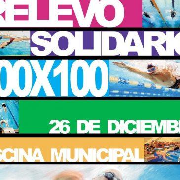 La piscina del Serrano Lima acogerá este sábado un torneo de relevos de natación a beneficio de Fundatul