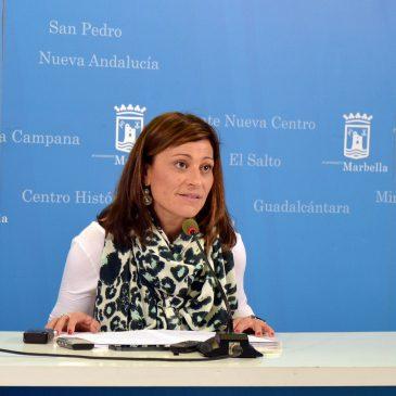 La concejala de Derechos Sociales mantiene una reunión con Bancosol Málaga para la coordinación de los proyectos que se desarrollarán este año