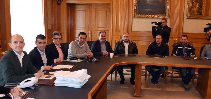 El Equipo de Gobierno formaliza la integración de los trabajadores de los OALES en el Ayuntamiento