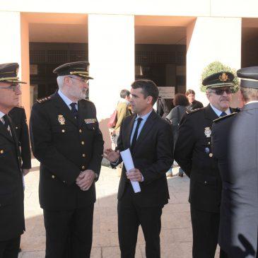 El Ayuntamiento respalda a Enrique Lamelas en su nombramiento como comisario de la Policía Nacional en Marbella