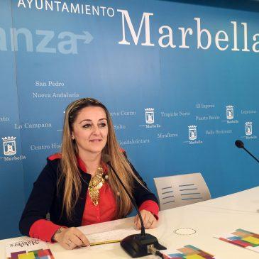 """El Ayuntamiento reitera su compromiso """"firme"""" para mantener la UNED en Marbella y dar un paso más convirtiéndola en centro asociado independiente"""