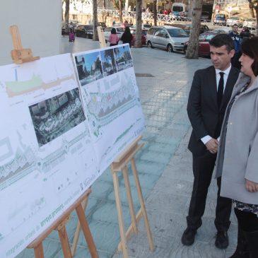 El Ayuntamiento llevará a cabo la transformación de Arroyo Primero con la construcción de un gran parque urbano