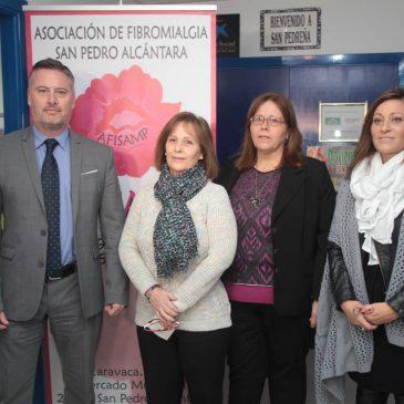 Fotonoticia: Derechos Sociales – Obra Social La Caixa – Asoc. Fibromialgia