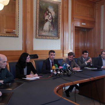 El Ayuntamiento y la Junta trabajan conjuntamente en la adaptación del PGOU a la normativa andaluza como fórmula transitoria para dar seguridad al avance urbanístico de la ciudad