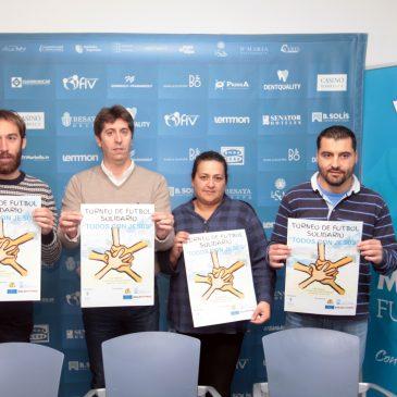 El Ayuntamiento respalda el torneo benéfico del Marbella FC a favor del pequeño Jesús Campos