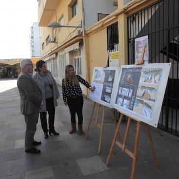 El Ayuntamiento potenciará la cultura y la enseñanza en San Pedro con la reforma integral del Centro Cultural Rosa Verde