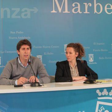 El Pequemaratón reunirá este año en el Estadio Municipal de Marbella más de 1.700 escolares de 22 colegios del municipio