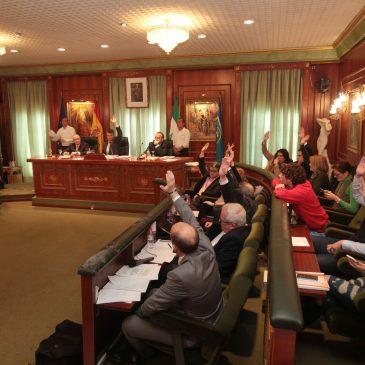 El Pleno aprueba inicialmente los Presupuestos Municipales para 2016