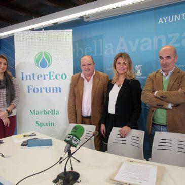 Marbella acogerá los días 3 y 4 de marzo el V InterEcoForum que pondrá el foco en el turismo España-Rusia y objetivos de desarrollo sostenible