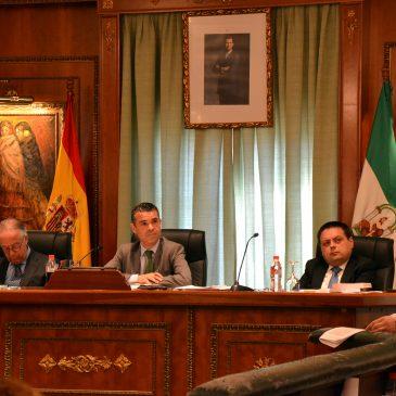 El Pleno da luz verde al levantamiento de reparo para poder abonar a la UNED la subvención de 2015 con la abstención del Partido Popular