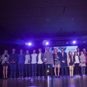 Marbella entrega sus galardones a los mejores clubes y deportistas de 2015