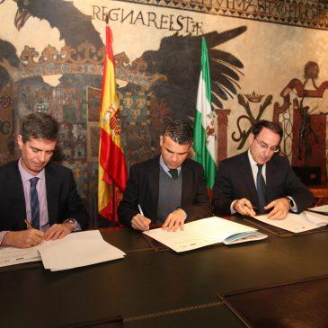 Marbella rubrica un convenio con la Confederación de Empresarios y el Centro de Iniciativas Turísticas para liderar la reactivación económica de la ciudad