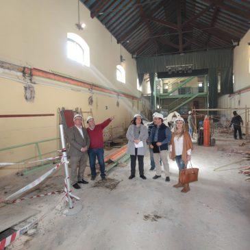 El Ingenio de San Pedro contará con un gran Centro de Artes Escénicas en el plazo de ocho meses