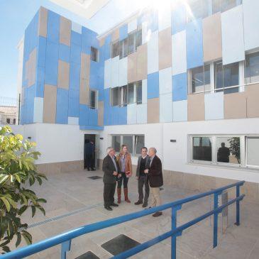 El Ayuntamiento finaliza las obras de modernización de las instalaciones del Centro Social Polivalente de El Ingenio