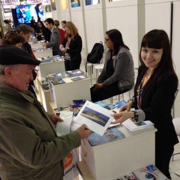 Marbella presente en la principal Feria Internacional de Turismo de Rusia y Europa del Este MITT 2016