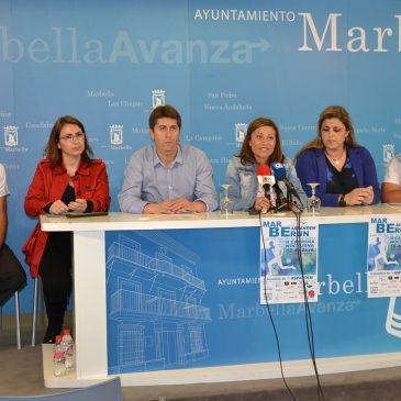 El sábado se celebra en Puerto Banús la segunda edición de la Carrera Nocturna Solidaria 'Marberun' con la participación prevista de 800 atletas