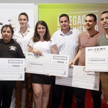 Juventud entrega los premios de la Muestra de Literatura del Programa Marbella Crea 2016