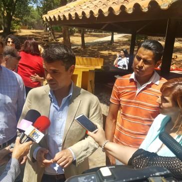 EL PSOE PARTICIPA EN UN ACTO SOLIDARIO DE LA COMUNIDAD BOLIVIANA