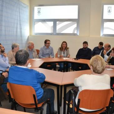 El Consejo de Mayores se reúne para planificar las actividades de la Feria de Marbella e impulsar un programa en Radio Televisión Marbella