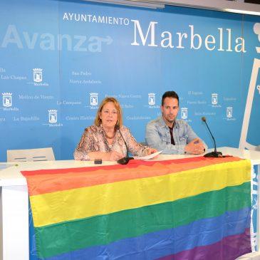 Marbella se suma al Día Internacional contra la LGTBIFOBIA con la impartición esta tarde de dos talleres en el Centro Cultural Cortijo Miraflores