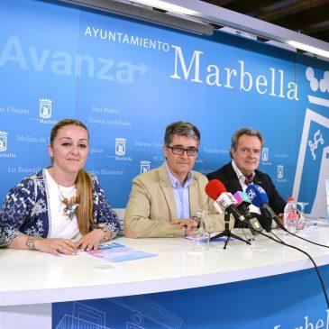 La fase final del I Concurso Musical del Rotary Club de Marbella se celebra este fin de semana en el Conservatorio y en el Teatro municipal