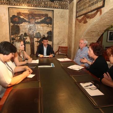 El Ayuntamiento y la Plataforma en Defensa y Mantenimiento del Trapiche del Prado crearán un grupo de trabajo para el seguimiento de los trabajos en el edificio