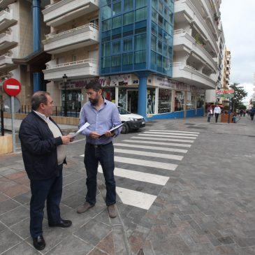 Limpieza hará una recogida específica de residuos hosteleros en la zona de Miguel Cano y Plaza de los Naranjos
