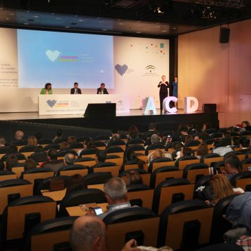 El alcalde asiste al Encuentro Anual de Voluntariado Digital que cuenta con la participación de 400 asistentes