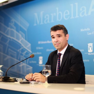 El pregonero de la Feria y Fiestas de San Bernabé 2016 será Rafael de la Fuente, referente del turismo de Marbella y la Costa del Sol