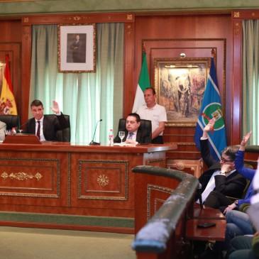 El Pleno aprueba la asignación de espacios para la realización gratuita de actos de campaña electoral y paneles para la colocación de carteles