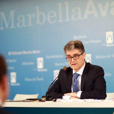 Marbella forma parte de la selección inicial de proyectos presentados en la convocatoria de los fondos europeos Edusi