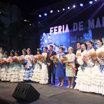 El pregón de Rafael de la Fuente y el encendido del alumbrado del recinto ferial marcan el inicio de la Feria y Fiestas de San Bernabé 2016