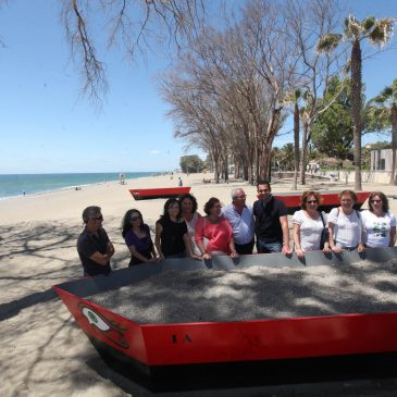San Pedro Alcántara inicia la temporada de moragas con la habilitación de tres barcas en la Playa La Salida