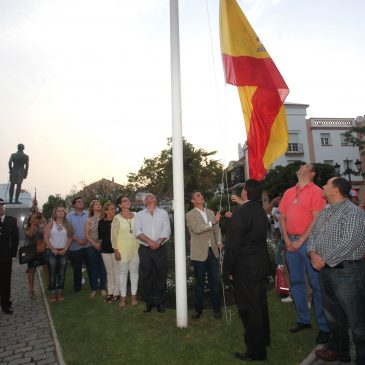 San Pedro Alcántara conmemora el aniversario del fallecimiento del Marqués del Duero