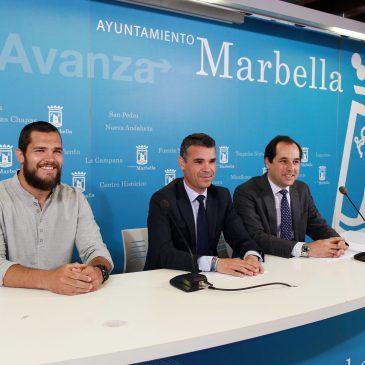 Las becas del grupo Alfil se amplían este año a universitarios deportistas gracias a un acuerdo firmado con el Trocadero Marbella Rugby Club