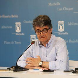 La Junta de Gobierno Local aprueba una segunda remesa de 4.950 euros para el pago a ganadores del Programa Marbella Crea 2015