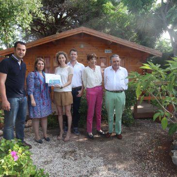 Cabopino se convierte en el primer camping andaluz con sello de Turismo Familiar