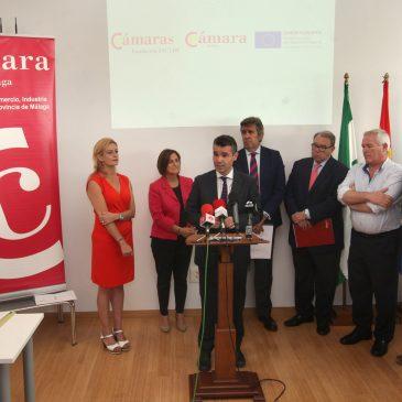 San  Pedro Alcántara incorpora al municipio un nuevo Vivero para emprendedores con capacidad para una treintena de empresas