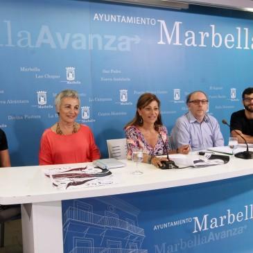 El evento solidario 'Tu pelo contra el Alzheimer' recaudará fondos para AFA Marbella mañana sábado 4 de junio en las Terrazas del Puerto Deportivo