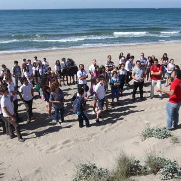 El Ayuntamiento solicita a la Junta de Andalucía la inclusión de las dunas de El Pinillo en la Reserva Ecológica Dunar de Marbella