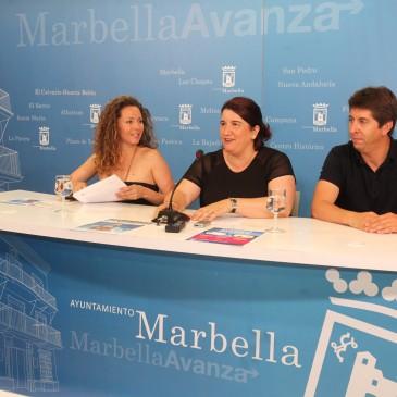 El Ayuntamiento oferta más de 3.600 plazas para las actividades deportivas de verano a través del programa 'Marbella Summer Sport 2016'