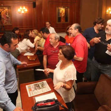 Los colectivos vecinales anuncian en el Consejo de Participación Ciudadana una campaña de firmas para que Costas acometa de forma urgente los diques sumergidos