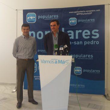 El PP exige al tripartito que adopte medidas para garantizar la seguridad de las instalaciones de la plaza de toros de Marbella