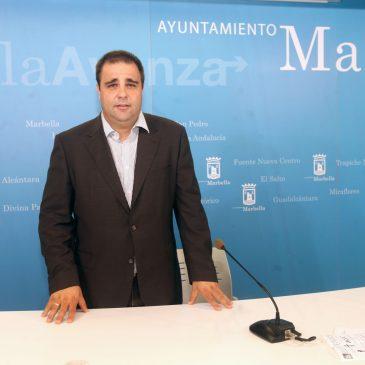 Los IV Premios de la Ciudad de Marbella al Comercio se entregarán el 29 de septiembre en el Hospitalillo