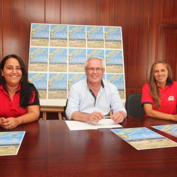 La Playa La Salida de San Pedro Alcántara acoge los días 23 y 24 de julio el IX Torneo de Voley Playa