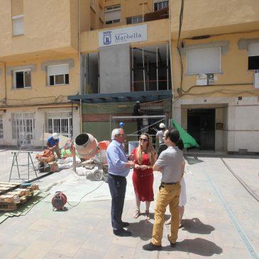 El Centro Cultural Rosa Verde de San Pedro Alcántara comenzará su actividad a mediados de septiembre