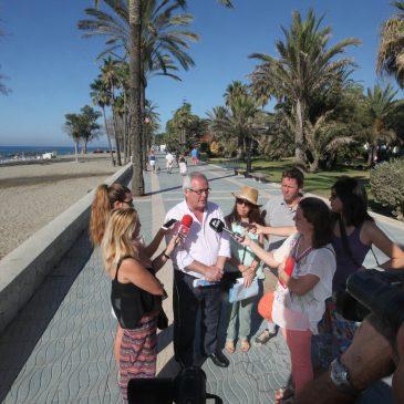 El XII Festival Arte Sano se celebrará los días 30 y 31 de julio en la playa de La Salida de San Pedro Alcántara