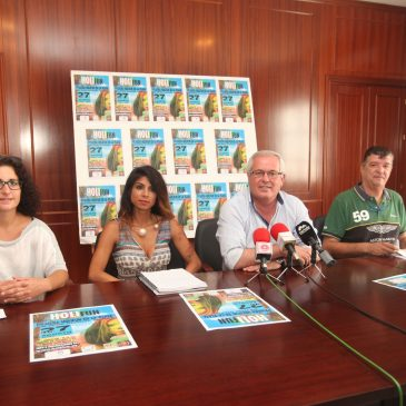 San Pedro Alcántara se llenará de color el 27 de agosto con la carrera 'HoliFun'